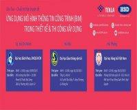 Hội thảo giới thiệu giải pháp Tekla BIM đến sinh viên trường ĐH Bách Khoa Tp. HCM (29/09/2015)