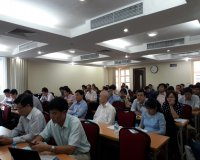 Education workshop tại Đại học Thủy Lợi: