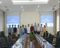 Lễ ký kết hợp tác đào tạo - Trường Đại học Kiến trúc Hà Nội & HSD Việt Nam