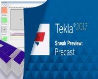 Hội thảo Tekla trực tuyến (Số đặc biệt): Buổi giới thiệu trước khi phát hành chính thức Tekla Structures 2017 dành cho Precast