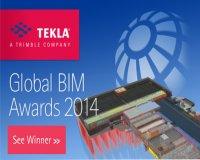 Mô hình chiến thắng Tekla Global BIM Awards 2014 – Năm minh chứng về sức mạnh của BIM