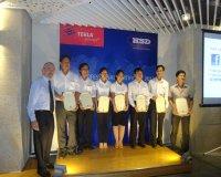 Lễ trao chứng chỉ Tekla Professional Certificate Đợt 1/2013