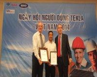 Atlas Industries Việt Nam chính thức được ủy quyền đào tạo Tekla Structures tại Tp. HCM