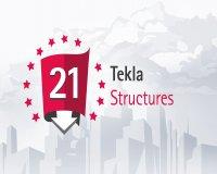 Tekla Structures 21 Chính Thức Phát Hành!