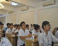 Hội thảo Tekla BIM 2014 tại trường ĐH GTVT Tp. HCM và ĐH Tôn Đức Thắng