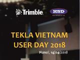 Ngày hội người dùng Tekla Việt Nam 2018